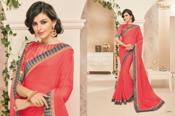 PATANG NEW SERIES OF FANCY DESIGNER SAREE WHOLESALE SUPPLIERS BEST RATE GOSIYA EXPORTS FROM SURAT (1)