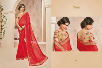 PATANG NEW SERIES OF FANCY DESIGNER SAREE WHOLESALE SUPPLIERS BEST RATE GOSIYA EXPORTS FROM SURAT (10)