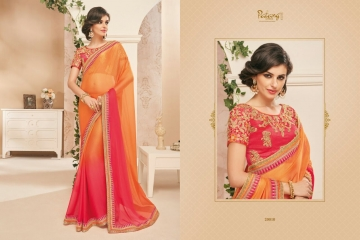 PATANG NEW SERIES OF FANCY DESIGNER SAREE WHOLESALE SUPPLIERS BEST RATE GOSIYA EXPORTS FROM SURAT (12)
