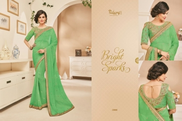 PATANG NEW SERIES OF FANCY DESIGNER SAREE WHOLESALE SUPPLIERS BEST RATE GOSIYA EXPORTS FROM SURAT (15)