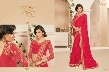 PATANG NEW SERIES OF FANCY DESIGNER SAREE WHOLESALE SUPPLIERS BEST RATE GOSIYA EXPORTS FROM SURAT (3)