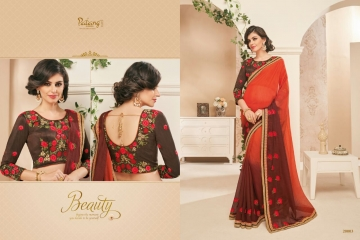 PATANG NEW SERIES OF FANCY DESIGNER SAREE WHOLESALE SUPPLIERS BEST RATE GOSIYA EXPORTS FROM SURAT (5)