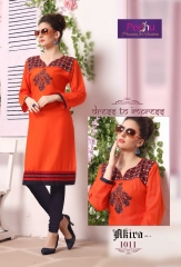 PEEHU AKIRA VOL 3 REYON WORK KURTI WHOLESALER BEST RATE BY GOSIYA EXPORTS SURAT ONLINE (12)