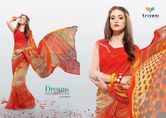 PEEHU VOL 6 BY TRIVENI CASUAL WEAR PRINT SAREES WHOLESALE COLLECTION BEST RATE BY GOSIYA EXPORTS SURAT (1)