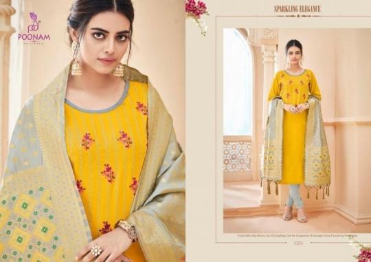 poonam-designer-minakari-cotton-slub-with-work-kurtis-with-dupatta-collection-wholesale-surat-7