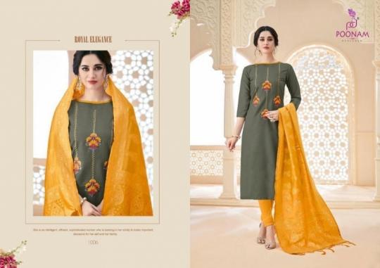 poonam-designer-minakari-cotton-slub-with-work-kurtis-with-dupatta-collection-wholesale-surat-9