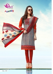 POPPINS VOL 16 BY DEVI CATALOGUE COTTON CASUAL WEAR COLLECTION WHOLESALE BEST RATE BY GOSIYA EXPORTS SURAT (10)