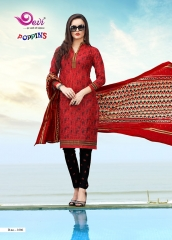POPPINS VOL 16 BY DEVI CATALOGUE COTTON CASUAL WEAR COLLECTION WHOLESALE BEST RATE BY GOSIYA EXPORTS SURAT (6)