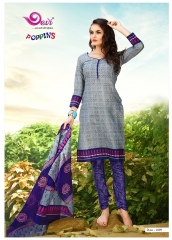 POPPINS VOL 16 BY DEVI CATALOGUE COTTON CASUAL WEAR COLLECTION WHOLESALE BEST RATE BY GOSIYA EXPORTS SURAT (9)