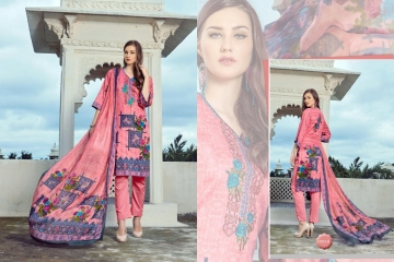 PRE WINTER BY LA VEDO MORA DESIGNER WITH PRINTED GLACE COTTON SUITS ARE AVAILABLE AT WHOLESALE BESTRATE BY GO (3)