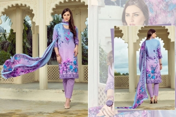 PRE WINTER BY LA VEDO MORA DESIGNER WITH PRINTED GLACE COTTON SUITS ARE AVAILABLE AT WHOLESALE BESTRATE BY GO (6)