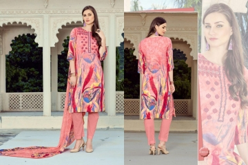 PRE WINTER BY LA VEDO MORA DESIGNER WITH PRINTED GLACE COTTON SUITS ARE AVAILABLE AT WHOLESALE BESTRATE BY GO (9)