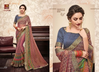 PRIYAPARIDHI GALAXY 3 CATALOG BRASSO SAREES PARTY WEAR COLLECTION WHOLESALE DEALER BEST RATE BY GOSIYA EXPORTS SURAT (2)