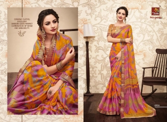 PRIYAPARIDHI GALAXY 3 CATALOG BRASSO SAREES PARTY WEAR COLLECTION WHOLESALE DEALER BEST RATE BY GOSIYA EXPORTS SURAT (6)
