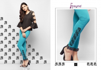 PSYNA EMBROIDERED LEGGING VOL 6 CATALOG WHOLESALE COLLECTION SUPPLIER BEST RATE BY GOSIYA EXPORTS SURAT (1)
