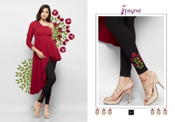 PSYNA EMBROIDERED LEGGING VOL 6 CATALOG WHOLESALE COLLECTION SUPPLIER BEST RATE BY GOSIYA EXPORTS SURAT (3)