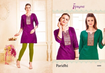 PSYNA PARIDHI VOL 6 KURTI WHOLESALEBEST RATE BY GOSIYA EXPORTS SURAT (7)