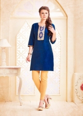 PSYNA PARIDHI VOL 6 KURTI WHOLESALEBEST RATE BY GOSIYA EXPORTS SURAT
