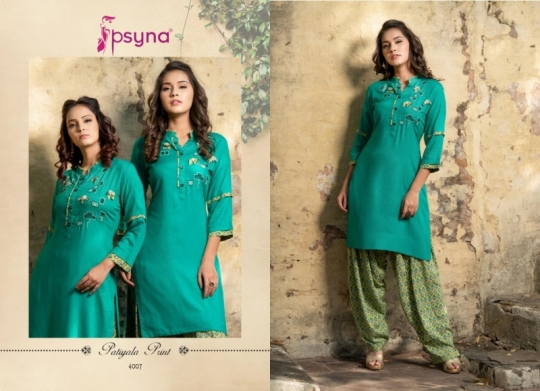 PSYNA PATIYALA PRINTS VOL 4 RAYON  (12)