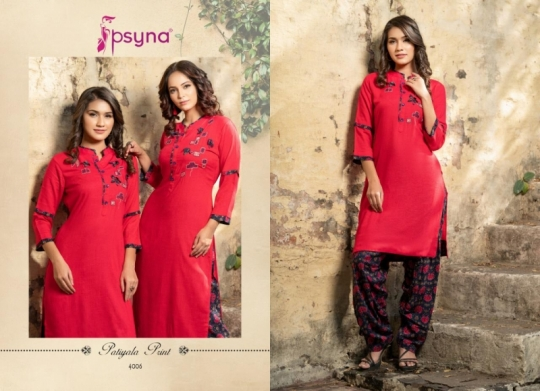PSYNA PATIYALA PRINTS VOL 4 RAYON  (13)