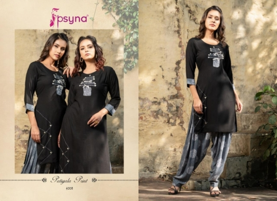 PSYNA PATIYALA PRINTS VOL 4 RAYON  (14)