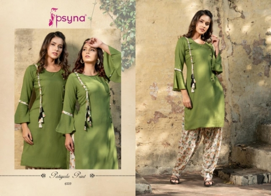 PSYNA PATIYALA PRINTS VOL 4 RAYON  (4)