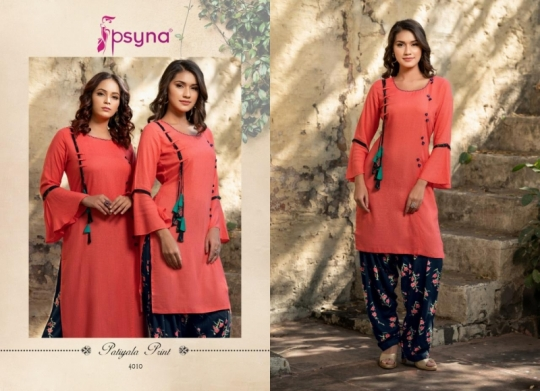 PSYNA PATIYALA PRINTS VOL 4 RAYON  (5)