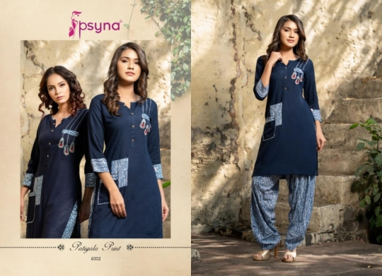 PSYNA PATIYALA PRINTS VOL 4 RAYON  (7)