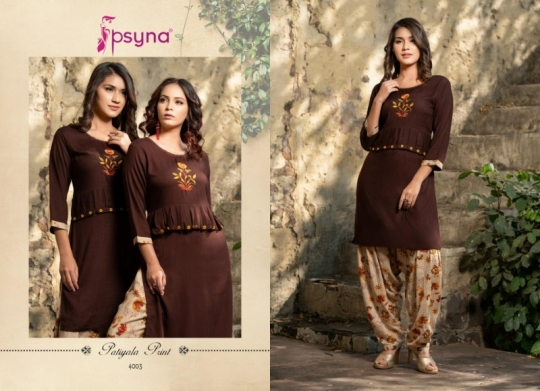 PSYNA PATIYALA PRINTS VOL 4 RAYON  (8)