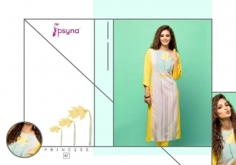 PSYNA PRINCESS VOL 6 RAYON KURTIS CATALOG WHOLESALER PSYNA BY GOSIYA EXPORTS (1)