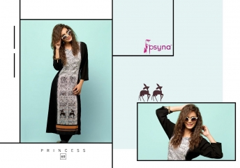 PSYNA PRINCESS VOL 6 RAYON KURTIS CATALOG WHOLESALER PSYNA BY GOSIYA EXPORTS (12)