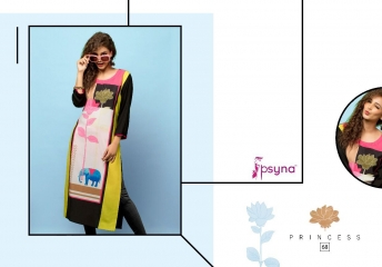 PSYNA PRINCESS VOL 6 RAYON KURTIS CATALOG WHOLESALER PSYNA BY GOSIYA EXPORTS (8)