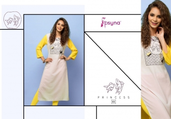 PSYNA PRINCESS VOL 6 RAYON KURTIS CATALOG WHOLESALER PSYNA BY GOSIYA EXPORTS (9)