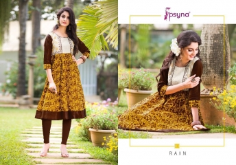 Psyna rain vol 1 Kurties collection wholesale BEST ARTE BY GOSIYA EXPORTS SURAT (10)