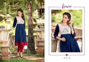 Psyna rain vol 1 Kurties collection wholesale BEST ARTE BY GOSIYA EXPORTS SURAT (3)