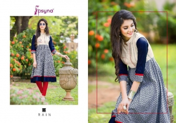 Psyna rain vol 1 Kurties collection wholesale BEST ARTE BY GOSIYA EXPORTS SURAT (4)