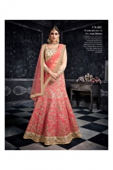PURPLE CREATION DESIGNER PARTY WEAR LEHENGA COLLECTION BEST SELLER ONLINE BEST RATE BY GOSIYA EXPORTS SURAT (1)