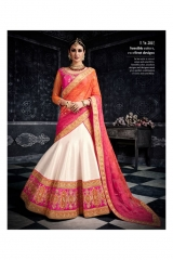 PURPLE CREATION DESIGNER PARTY WEAR LEHENGA COLLECTION BEST SELLER ONLINE BEST RATE BY GOSIYA EXPORTS SURAT (2)