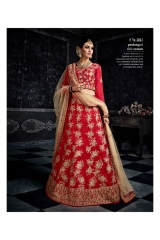 PURPLE CREATION DESIGNER PARTY WEAR LEHENGA COLLECTION BEST SELLER ONLINE BEST RATE BY GOSIYA EXPORTS SURAT (3)