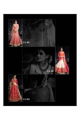 PURPLE CREATION DESIGNER PARTY WEAR LEHENGA COLLECTION BEST SELLER ONLINE BEST RATE BY GOSIYA EXPORTS SURAT (6)