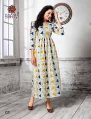 R STUDIO BAANVI HIMANI CAMBRIC PRINT KURTI CATALOG WHOLESALE SUPPLIER DELEAR BEST RATE BY GOSIYA EXPORTS SURAT