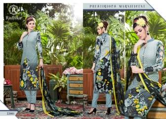 Radhika azara 22 printed cotton salwar kameez cataloG BY GOSIYA EXPORTS (8)