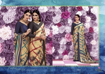 RAJTEX KQUEEN JAPAN CRAPE SAREES CATALOG WHOLSALER BEST RATE BY GOSIYA EXPORTS SURAT (13)