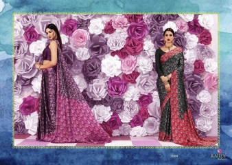 RAJTEX KQUEEN JAPAN CRAPE SAREES CATALOG WHOLSALER BEST RATE BY GOSIYA EXPORTS SURAT (14)