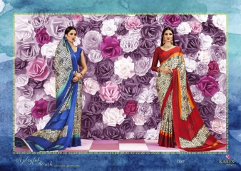 RAJTEX KQUEEN JAPAN CRAPE SAREES CATALOG WHOLSALER BEST RATE BY GOSIYA EXPORTS SURAT (15)