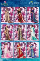 RAJTEX KQUEEN JAPAN CRAPE SAREES CATALOG WHOLSALER BEST RATE BY GOSIYA EXPORTS SURAT (5)