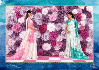 RAJTEX KQUEEN JAPAN CRAPE SAREES CATALOG WHOLSALER BEST RATE BY GOSIYA EXPORTS SURAT (9)