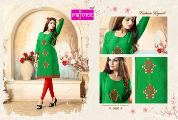 RAJVEE ANERI CATALOGUE LAWN COTTON CASUAL WEAR KURTI COLELCTION WHOLESALE BEST RATE BY GOSIYA EXPORT SURAT (1)