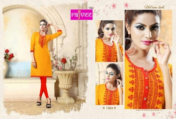 RAJVEE ANERI CATALOGUE LAWN COTTON CASUAL WEAR KURTI COLELCTION WHOLESALE BEST RATE BY GOSIYA EXPORT SURAT (4)
