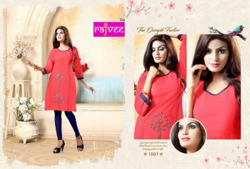 RAJVEE ANERI CATALOGUE LAWN COTTON CASUAL WEAR KURTI COLELCTION WHOLESALE BEST RATE BY GOSIYA EXPORT SURAT (7)